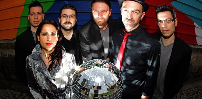 il gruppo musicale I Perturbazione
