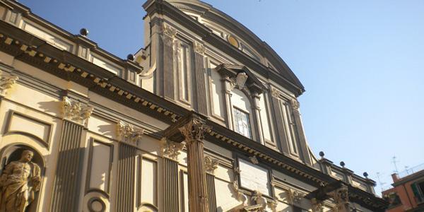chiesa san paolo maggiore a napoli