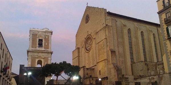 Monastero di Santa Chiara con il campanile restaurato dopo 100 anni