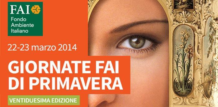 locandina Giornate FAI 2014
