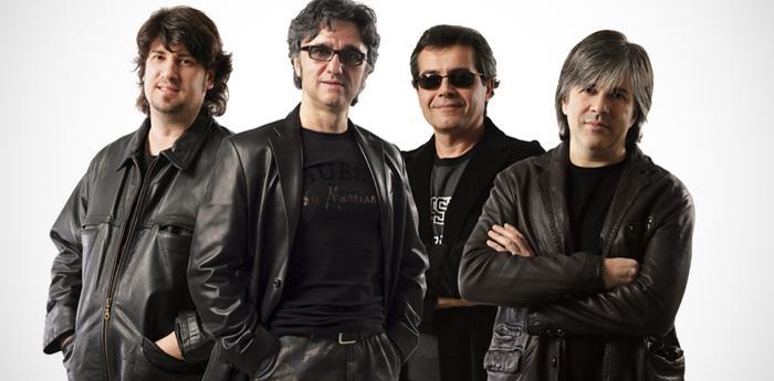 il gruppo rock italiano Gli Stadio