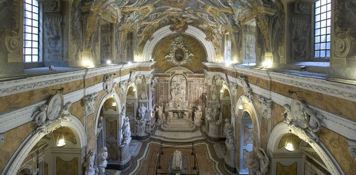 La Cappella Sansevero di Napoli, il testamento di pietra del principe Raimondo di Sangro