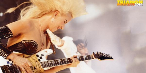 La chitarrista di Michael Jackson, Jennifer Batten