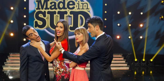 I presentatori di Made in Sud che torna in prima serata su Rai Due dall'11 marzo