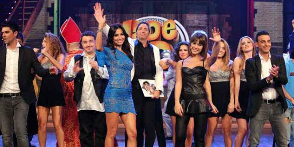 Gigi & Ross, Fatima Trotta ed Elisabetta Gregoraci in una puntata di Made in Sud