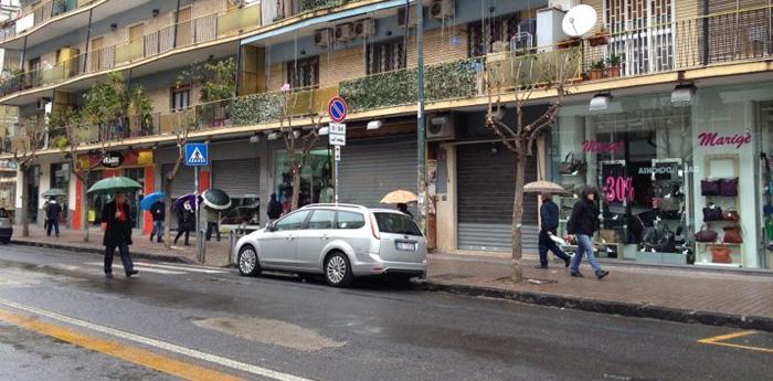 via epomeo a Napoli