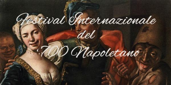 Locandina del Festival del 700 napoletano