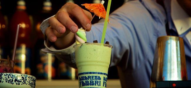 Gelato-Cocktail