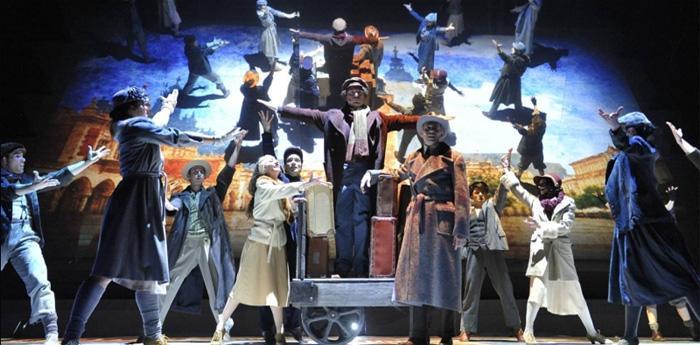 cast del musical su Karol Wojtyla