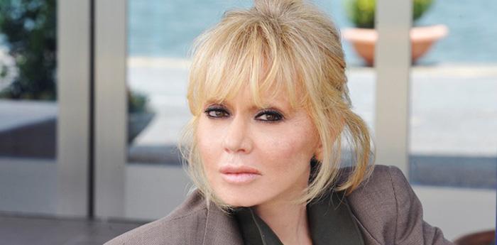 La cantante italiana Rita Pavone