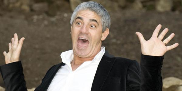 Biagio Izzo nella commedia Come un Cenerentolo al Teatro Diana di Napoli