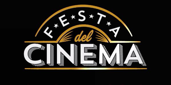 Logo ufficiale della Festa del Cinema, dall'8 al 15 maggio 2014