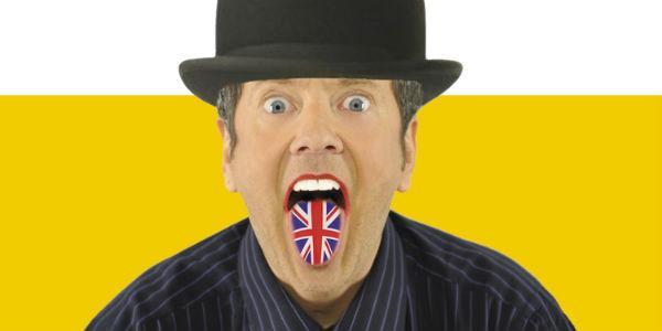 John Peter Sloan sarà al Teatro bellini di Napoli con il suo ultimo spettacolo I am not a penguin