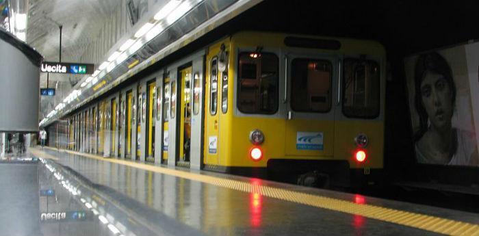 Metropolitana di napoli linea 1, aumento prezzo biglietti singoli