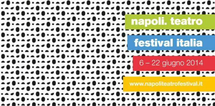 Locandina della settima edizione del Napoli Teatro Festival Italia 2014