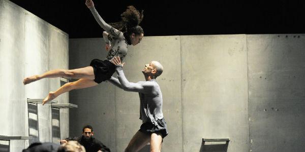 Vertigo Dance Company al Napoli Teatro Festival Italia 2014