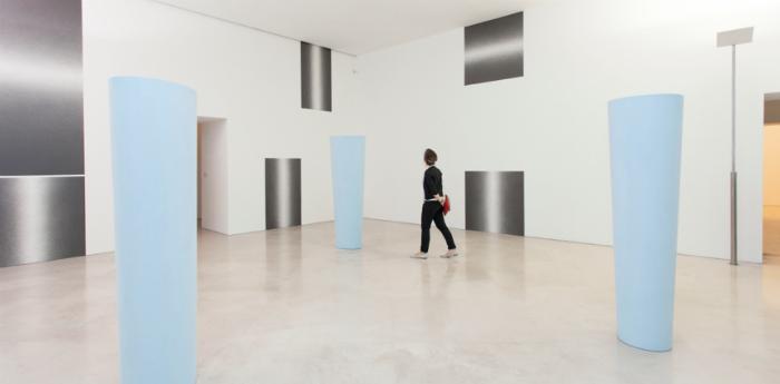 La mostra di Ettore Spalletti al Museo Madre, visita guidata gratuita per Pasquetta