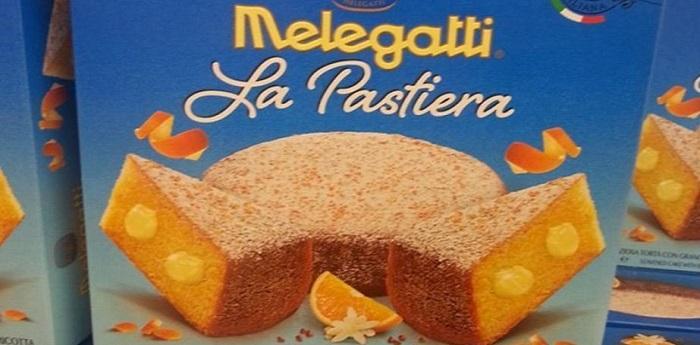La confezione della Pastiera napoletana di Melegatti