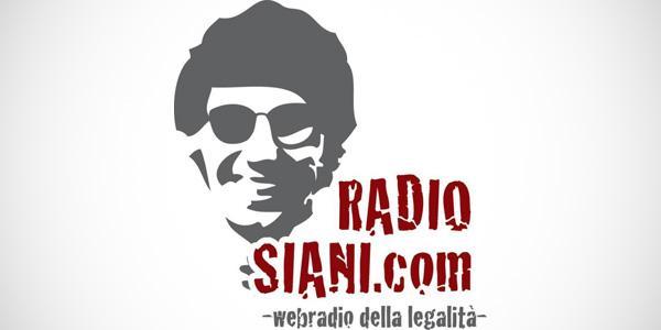 locandina di radio siani webradio di Ercolano
