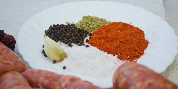 Salsicce rosse di Castelpoto, sagra in provincia di Benevento