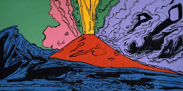 das Vyuvio von Andy Warhol