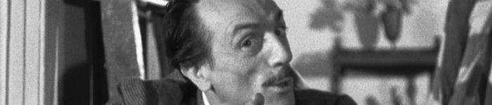 Il Maestro Eduardo De Filippo