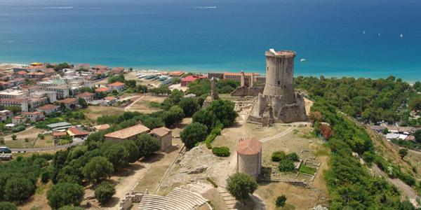 Die Akropolis von Elea-Velia in Ascea