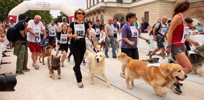 Advantix Running la maratona dei cani