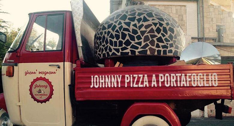Apecar Pizza Napoli Johnny Portafoglio