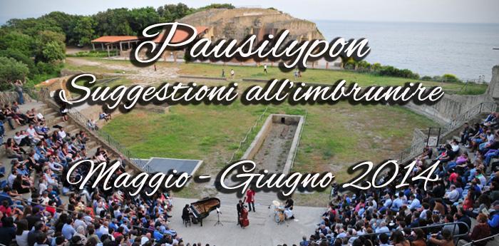 Rassegna di concerti Pausilypon Suggestioni all'Imbrunire 2014