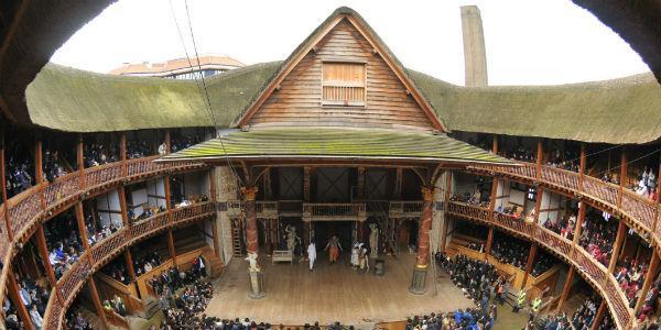 Globe Theatre di Shakespeare a Londra