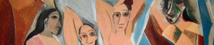 Les demoiselles d'Avignon mostra Sorrento