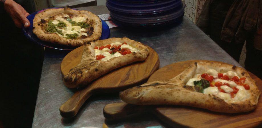 La pizza di Starita