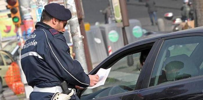 blocco del traffico a napoli da maggio 2014 a marzo 2015