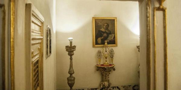La cella di San Tommaso d'Aquino riaperta per il Maggio dei Monumenti a Napoli