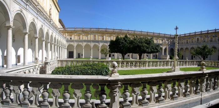 Certosa di San Martino nel video promozionale del Comune di Napoli