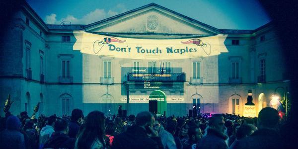 Concerto del festival Don't touch Naples del 2013