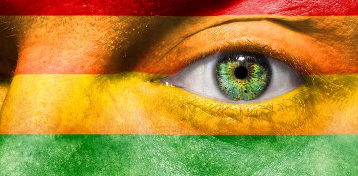 فخر مثلي الجنس 2014 في نابولي