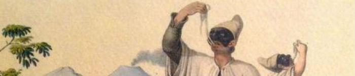 Pulcinella maccheroni