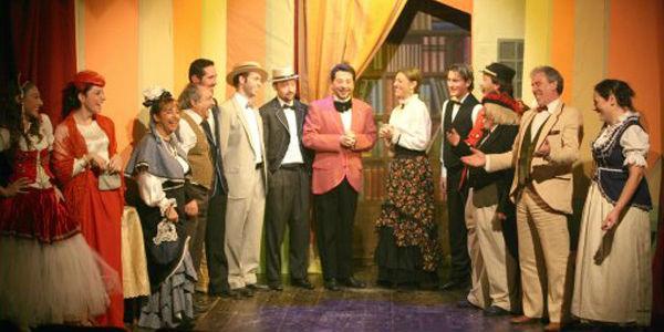 Lo spettacolo Nanassa al Teatro Il Primo