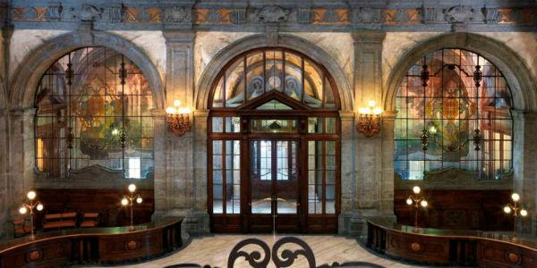 Il Palazzo Zevallos Stigliano aperto per la Notte dei Musei 2014