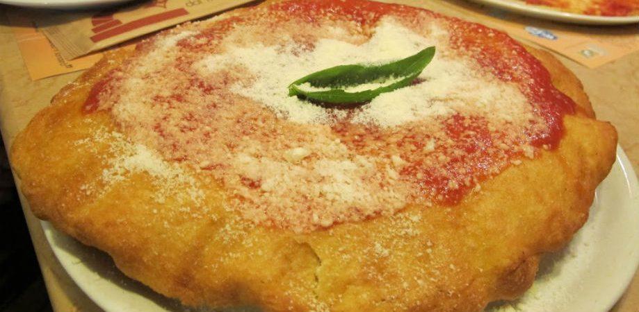 Pizza di Ciro Oliva a Napoli