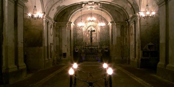 Chiesa di Santa Maria delle Anime di Purgatorio ad Arco La Notte dei Musei