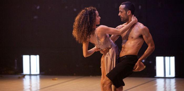 La compagnia di danza israeliana Vertigo al Napoli Teatro Festival con Reshimo