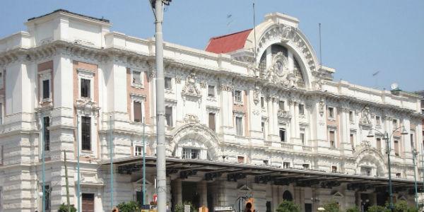 La Stazione di Mergellina a Napoli