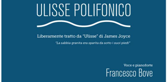 Locandina dello spettacolo Ulisse Polifonico in scena allo U-Turn di Napoli