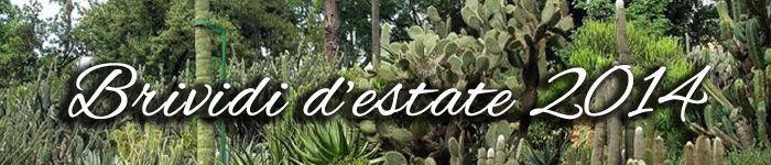 Brividi d'Estate Orto Botanico Napoli