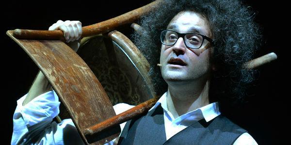 Simone Cristicchi nella nuova stagione del Teatro Bellini