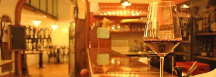il winebar vinarium di napoli