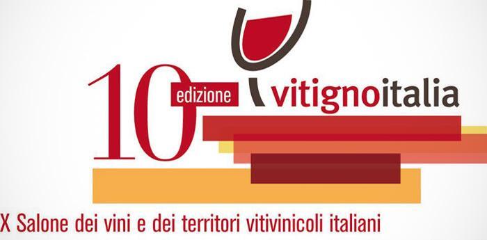 locandina di vitignoitalia 2014 a napoli